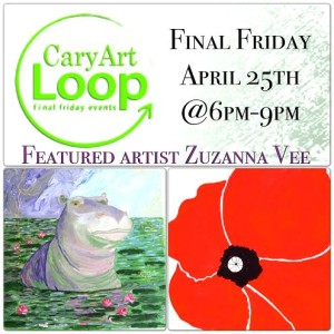 Lucky Pie Gallery's Final Friday Celebration @ Lucky Pie Gallery | Cary | North Carolina | United States